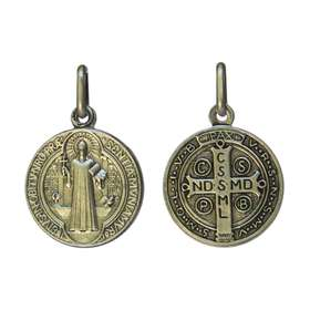 Medal of Saint Benedict - 16 mm