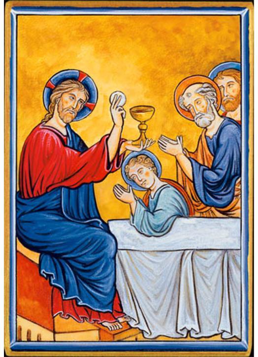 Eucharistie (Montage plat)