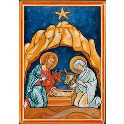 Nativité (Montage plat)