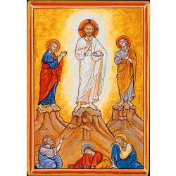 Transfiguración (Montage plat)