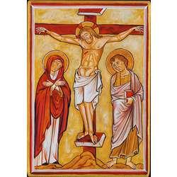 Crucifixion (Montage plat)