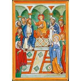 Recouvrement de Jésus au Temple (Montage plat)