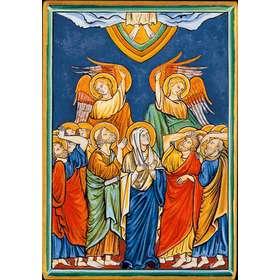 Ascension de Notre-Seigneur (Montage plat)
