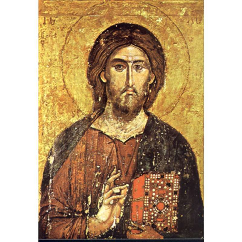 Christ the Pantocrator (PRB, TG, M)