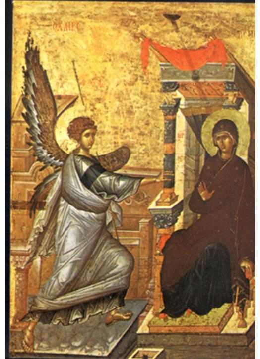 Anunciación (M)