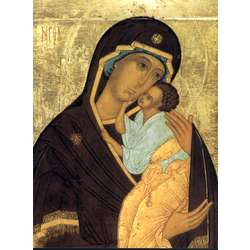 La Vierge de Iaroslav