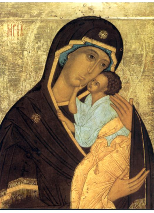 Virgin of Iaroslav