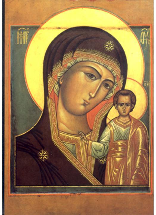 Virgen de Kazan (M)