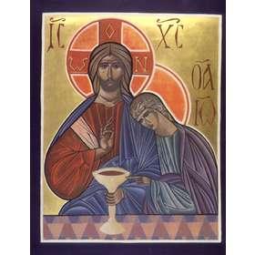 Le Christ et Saint Jean