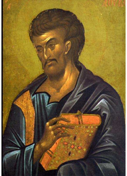 Saint Luc Evangéliste (M)