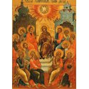 Icono de Pentecostés (Rusia)