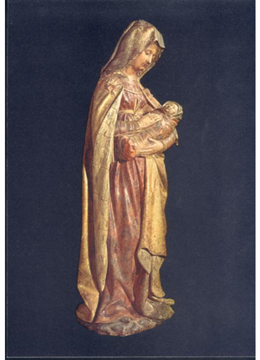 The Virgin of Autun