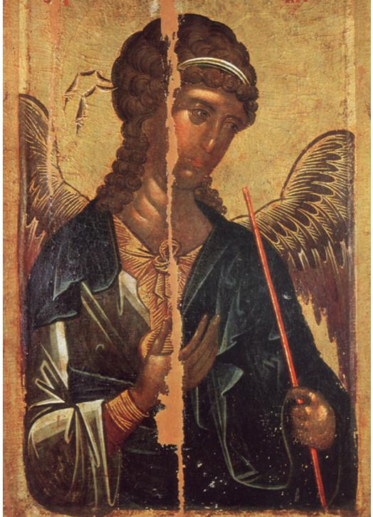 Saint Michel the Archangel