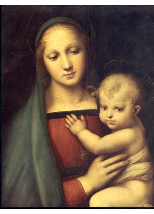 Virgin of the Great Duke