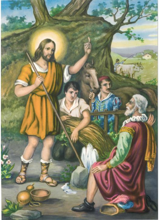 Saint Isidore le Laboureur