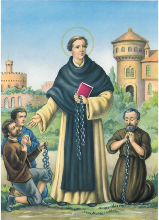 Saint Léonard de Noblac