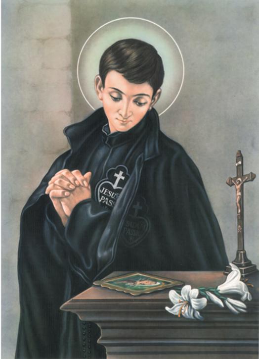 Saint Gabriel de l'Adolorata
