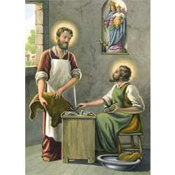 Saint Crepin and Saint Crepinian