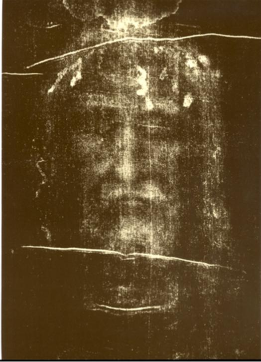 The Holy Face - Shroud of Turin