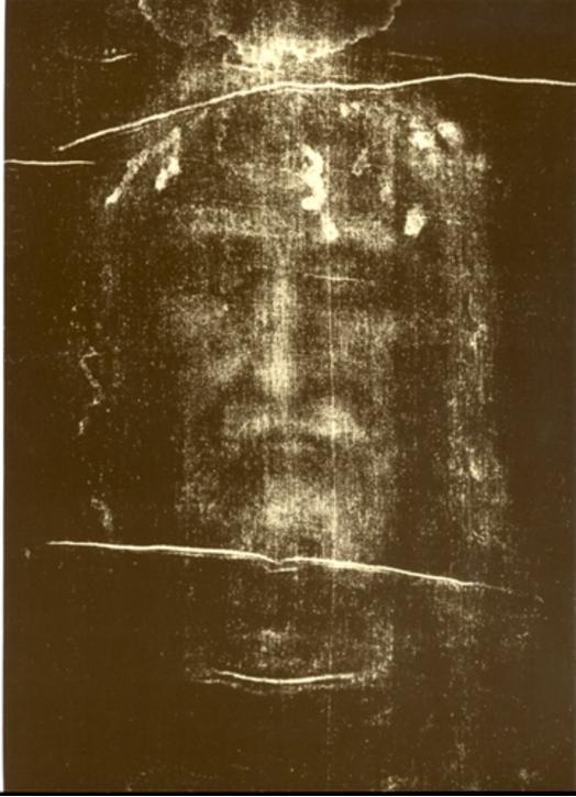 La Sainte Face - Suaire de Turin
