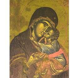 Vierge Eleusa