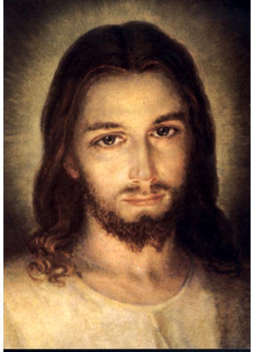 Merciful Jesus (detail)