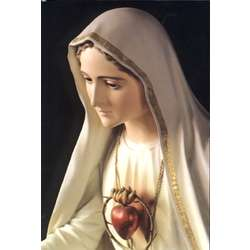 the Immaculate Heart of Marie