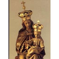 María Reina y el Niño