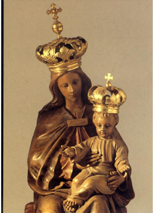 Marie-Reine et l'Enfant