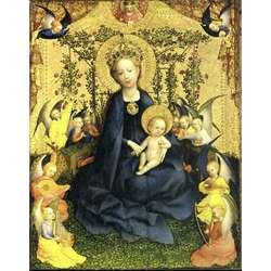 La Virgen de la Rosaleda