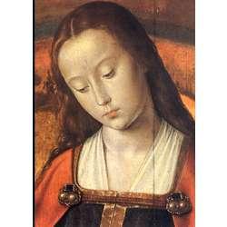 La Vierge glorieuse (détail)