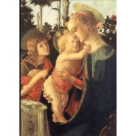 La Vierge, l'Enfant Jésus et St Jean Baptiste