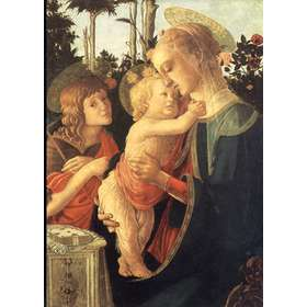 The Virgin, the Child and Saint John the Baptist