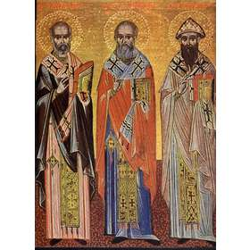Saints Nicolas, Athanasius and Cyril