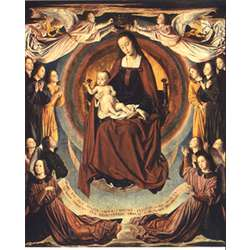 Virgin of the Master of Moulins
