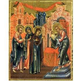 La Présentation de Notre-Seigneur (détail)
