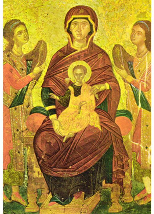 Vierge Platytera