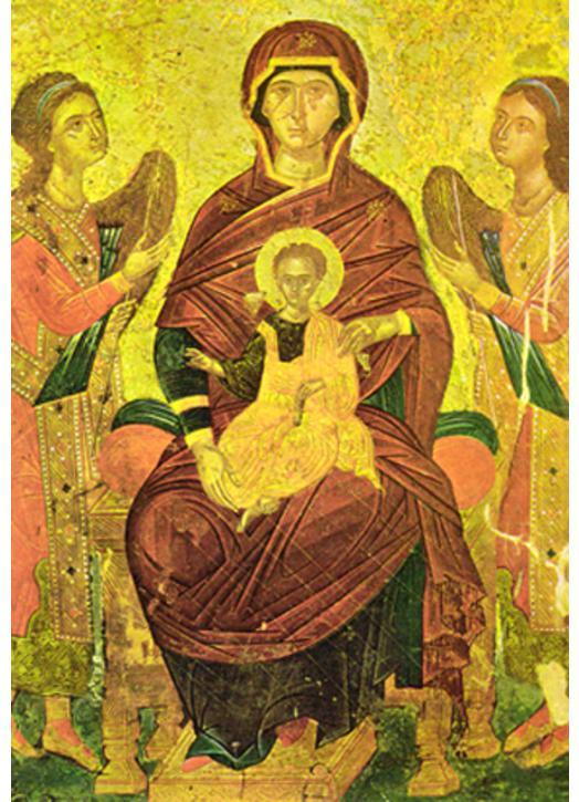 The Virgin Platytera