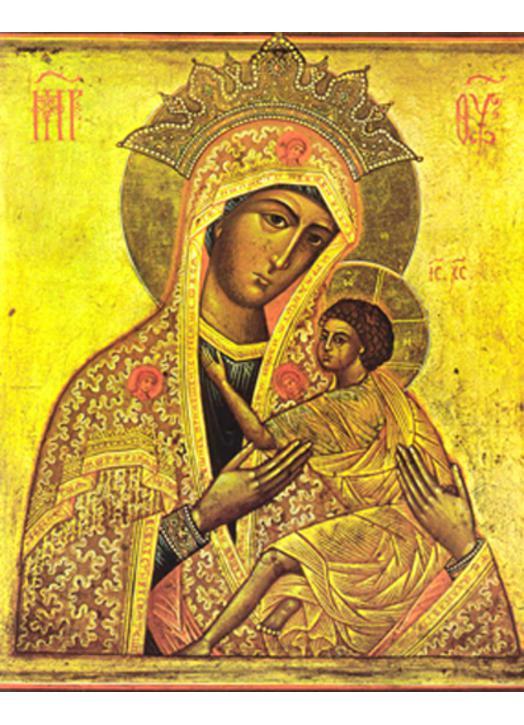 La Mère de Dieu