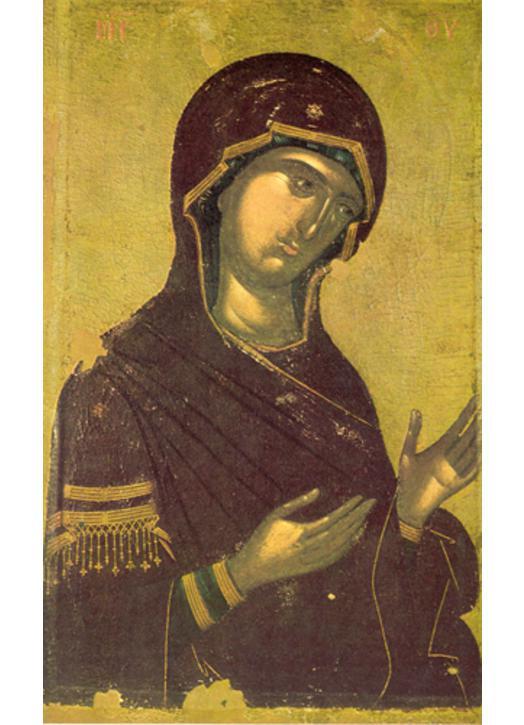 Vierge de la Déesis