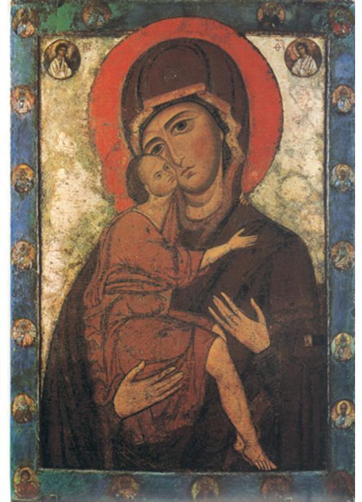 "Virgin of Tenderness ""Belozerkaja"""