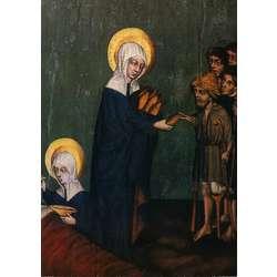 Sainte Hedwige (détail)