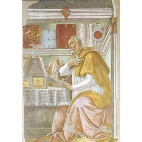 Saint Augustin (détail)