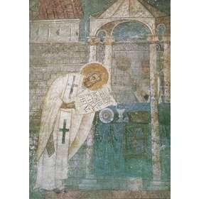 Saint Basile disant sa messe