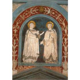 Saint Cosmos and Saint Damian