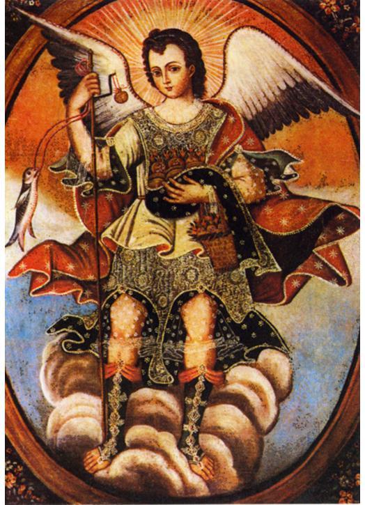 Saint Raphaël Archange