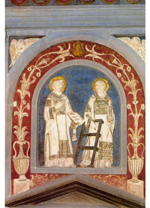 Saint Stephen et Saint Lawrence