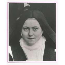 Sainte Thérèse de l'Enfant Jésus
