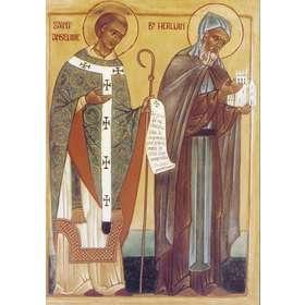 Bienheureux Herluin et Saint Anselme