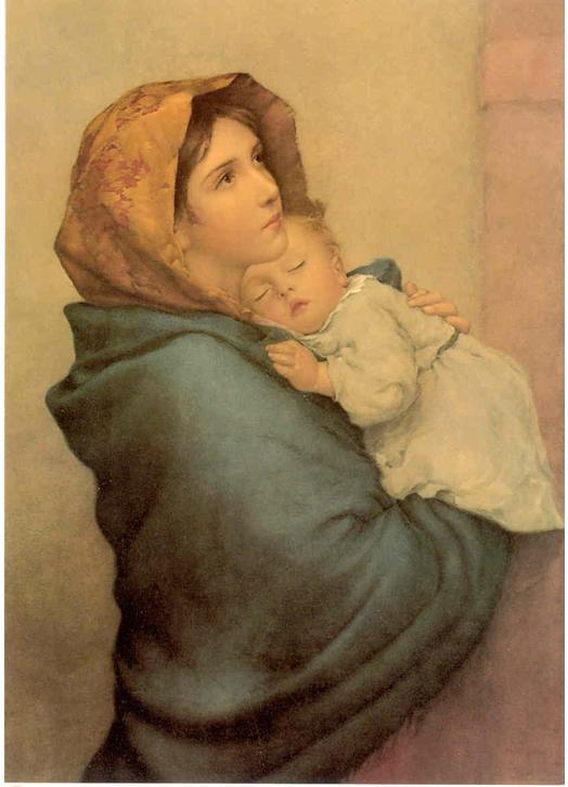 Vierge avec l'Enfant